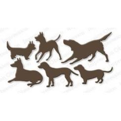IO dies170-R  Hunde 6 stk