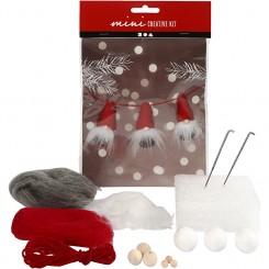 Nisser på snor, mini kit