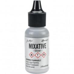 Mixative Sølv 14 ml, Tim Holtz