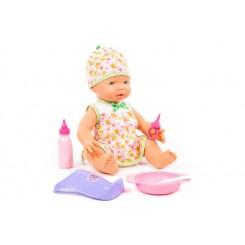 Baby Doll,  hagesmæk og spisebestik
