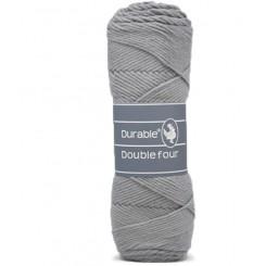 Durable four bomuld grå fv. 2235