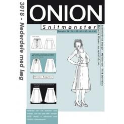 Onion mønster 3018 Nederdel