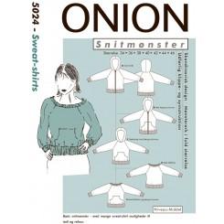 Onion mønster 5024 Sweat-shirts