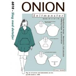 Onion mønster 6010 Slag med detalje