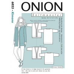 Onion mønster 6023 Kimono