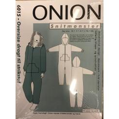 Onion mønster 6015 dragt