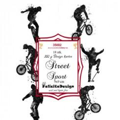 Street Sport Toppers 9 x 9 cm