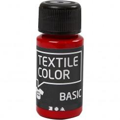 textil maling Rød 50 ml