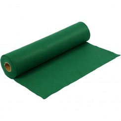 Filt Grøn pr. ½ meter