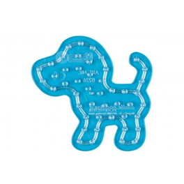 Hama Maxi plade Lille hund