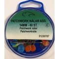 Patchwork nåle 60 stk