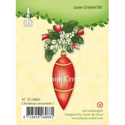 Christmas ornament Leane C