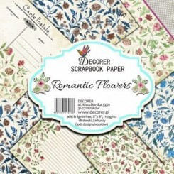 Decorer romantic flowers