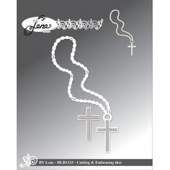 Kors i kæde dies, By Lene