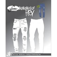Jeans dies By Lene