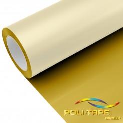 Strygevinyl lys Guld, A4