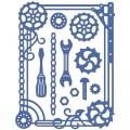 Tools frame dies, CL CAFR-18
