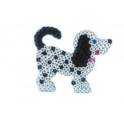 Hama Maxi plade, Hund
