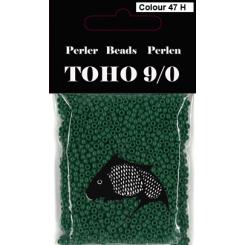 Toho perler nr. 47 H Grøn