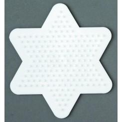 Hama mini stjerne perleplade