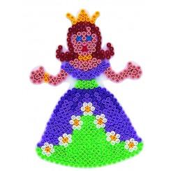 Lille prinsesse, midi stiftplade