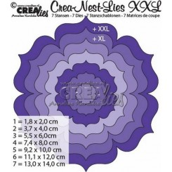 XXL no 1 blomst CL