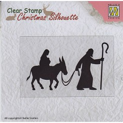 Nativity / Jule stempel, NS