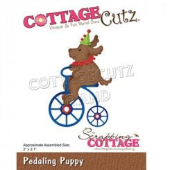 Pedaling Puppy, CottageCutz