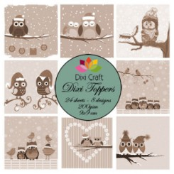 Dixi Toppers Christmas ET0250