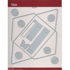 Kuvert A7 dies, Dan dies