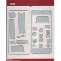 Telefon pakning dies, Dan dies