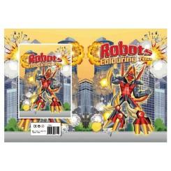 Malebog Robot drenge