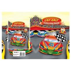 Car Race  malebog