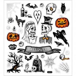 stickers ark Halloween