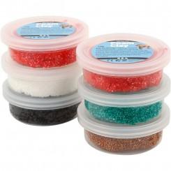 Foam Clay jule farver