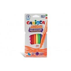 Carioca Neon tusch 8 stk
