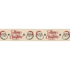 Jolly Santa jule bånd pr. M