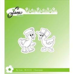 Ducklings stempel, By Lene