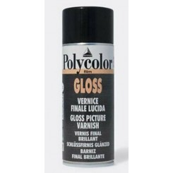 Gloss picture varnish