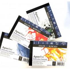 Aquafine watercolour postkort