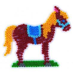 Hama midi stiftplade hest
