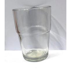 Dekorations glas 7 cm x 10 cm
