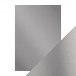 Mirror Card, Silver 5 ark, A4
