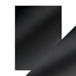Mirror Card, Black 5 ark, A4
