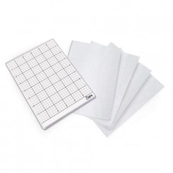 Sticky grid sheets, Sizzix