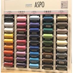 Aspo Polyester tråd 1000 m