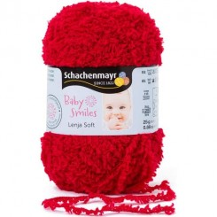 Baby Smily Rød, Schachenmayr