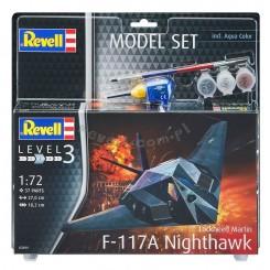 Lockhead Martin F-117A Nighthawk