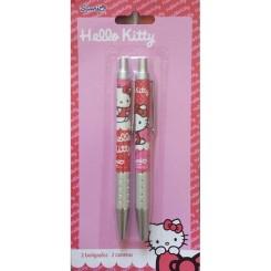 Hello Kitty kuglepen + stiftblyant