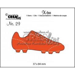 Fodboldstøvle dies Crealies